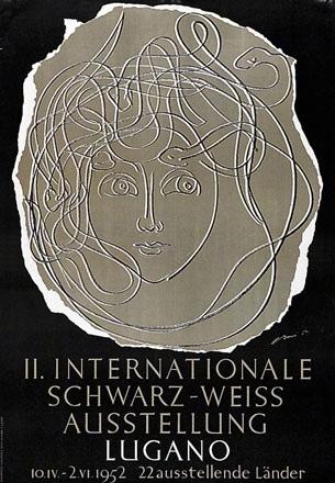 Erni Hans - Schwarz-Weiss Ausstellung