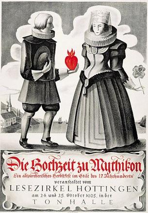 Gauchat Pierre - Die Hochzeit zu Mythikon