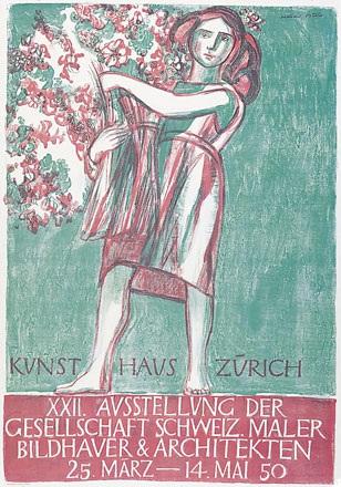 Müller Heinrich - Ausstellung der Gesellschaft Schweiz.