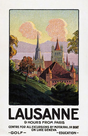 de Jongh Françis - Lausanne