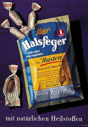 Jacoby Erhard - Klein's Halsfeger