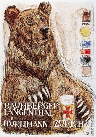Hug Fritz - Hürlimann Bier