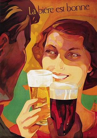 Koella Alfred - La bière est bonne