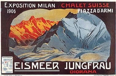 Reckziegel Anton - Eismeer Jungfrau