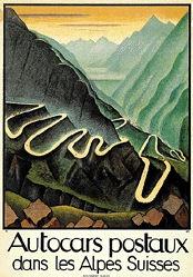 Stoecklin Niklaus - Autocars postaux