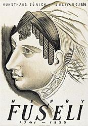 Baumberger Otto - Henry Fuseli