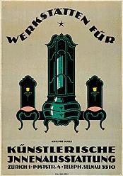 Monogramm H.W. - Werkstätten für