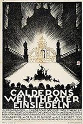 Zehnder Meinrad - Calderons Welttheater