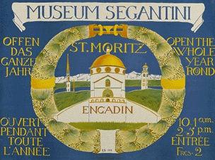 Segantini Gottardo - Museum Segantini