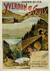 Proetel (Prötel Albert) - Chemin de fer