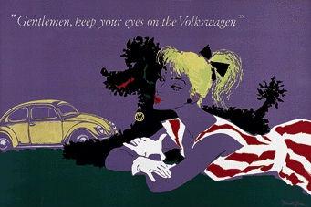 Brun Donald - Volkswagen