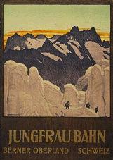 Cardinaux Emil - Jungfrau-Bahn