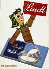 Gusset Paul - Lindt Milch