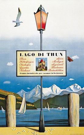 Anonym - Lago di Thun