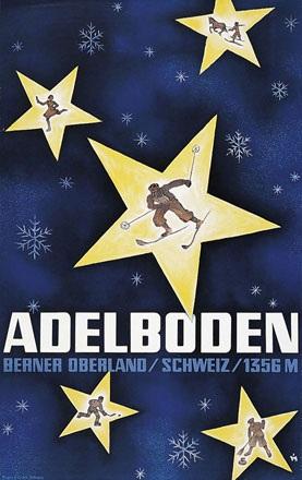 Diggelmann Alex Walter - Adelboden