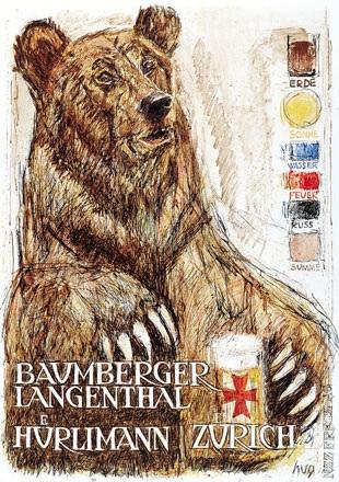 Hug Fritz - Baumberger Langenthal -