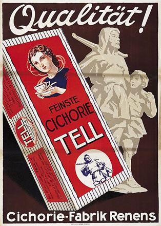 Anonym - Cichorie Tell