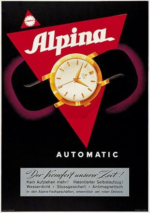 Anonym - Alpina Automatic