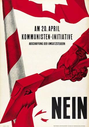 Büchi Werner - Kommunisten-Initiative