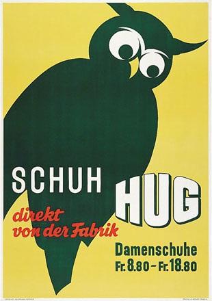 Behrmann Hermann - Schuh Hug