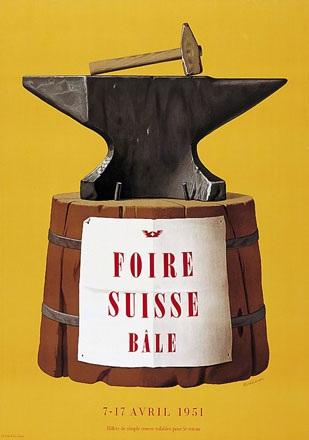 Birkhäuser Peter - Mustermesse Basel