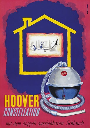 Dradi Carlo - Hoover Constellation