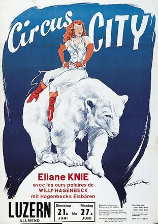 Fauquex Eugène - Circus City