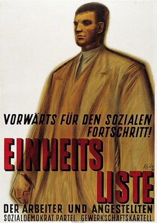 Gilsi René - Einheitsliste