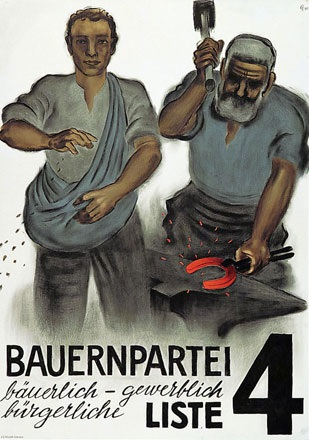 Laubi Hugo - Bauernpartei