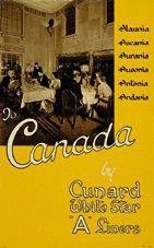 Anonym - Canada Cunard