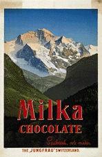 Anonym - Chocolate Milka