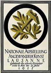 Anonym - Nationale Ausstellung