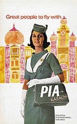 Anonym - Pakistan Airways
