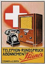 Anonym - Telephon-Rundspruch