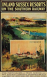 Amason Frank - Inland Sussex Resorts on the