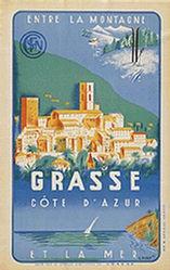 Bard G. - Grasse - Côte d'Azur