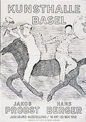 Berger Hans - Jakob Probst - Hans Berger