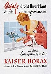 Biedermann Walter - Kaiser Borax