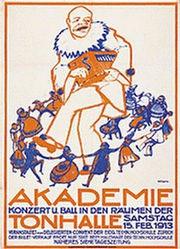 Böhm - Akademie - Tonhalle Zürich