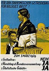 Cardinaux Emil - Für billiges Brot