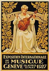Courvoisier Jules - Exposition musique