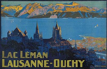Cuenod Arnold - Lac Léman