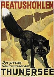 Diggelmann Alex Walter - Beatushöhlen