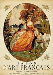 Domerque Leon G. - Salon d'art français