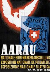 Ernst Otto - Briefmarken-Ausstellung Aarau