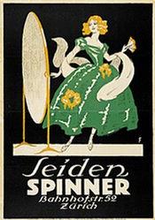 Frey Paul H. - Seiden Spinner