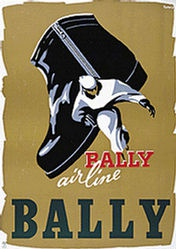 Hunziker Gerold - Bally Airline