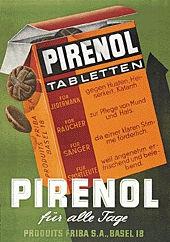 Keiser Ernst - Pirenol Tabletten