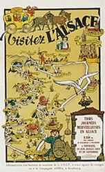 Noack Eugène - Alsace
