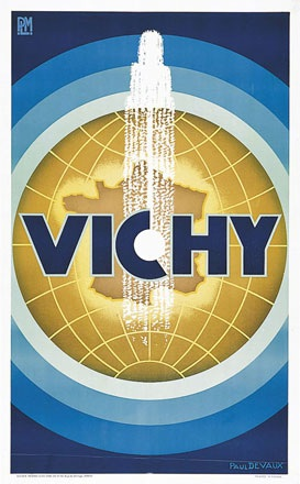Devaux Paul - Vichy